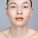 Lippenstiftwerbung