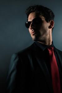 Portrait von einem Mann